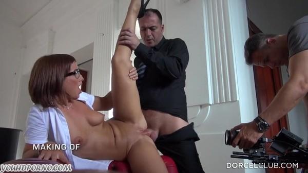 Съемки порно с сексапильными девчонками