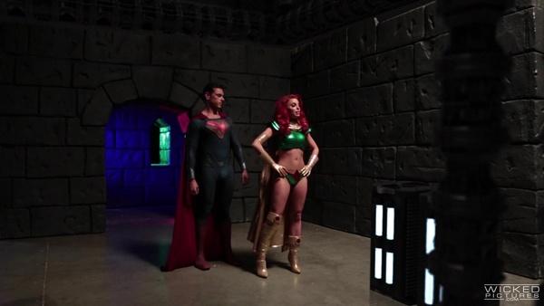 Бэтмен против Супермена (XXX пародия): Часть 5