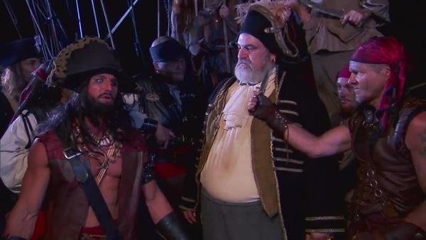 Пираты Карибского Моря (порно пародия с русской озвучкой)