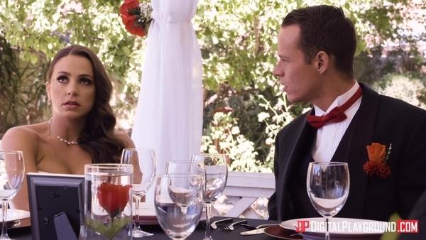 Подружки невесты по-быстрому трахнулись со свидетелем на свадьбе