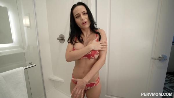 Получился отличный половой акт с горячей женой в спальне