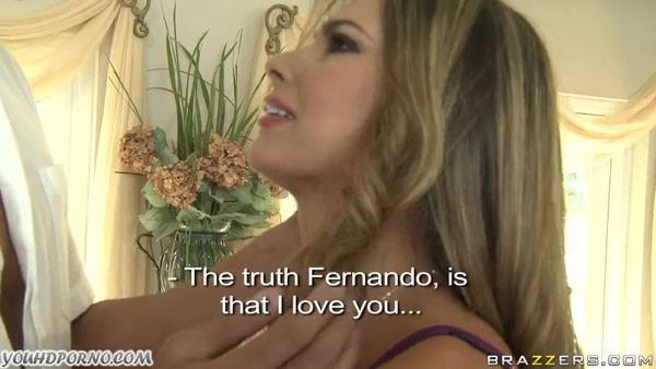 Порно версия мексиканского сериала