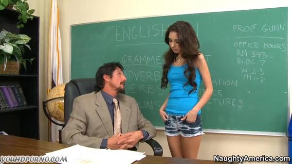 Зачотная студенточка