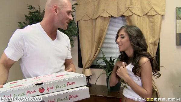 Почаще заказывай пиццу!