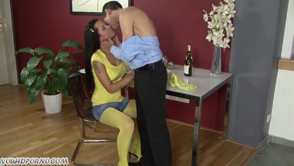 Куни, минет и влагалищный секс с Mia Manarote